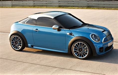 mini cooper coupe motoburg