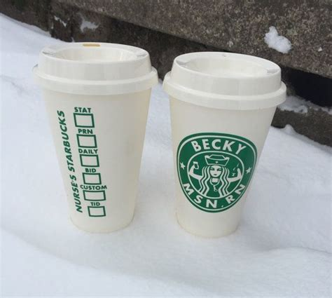 Handcrafted Coffee Starbucks - custom starbucks re usable travel coffee cup