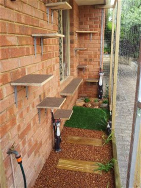 how to keep your cat in the backyard creative catio enclosures keep cats safe in their yards