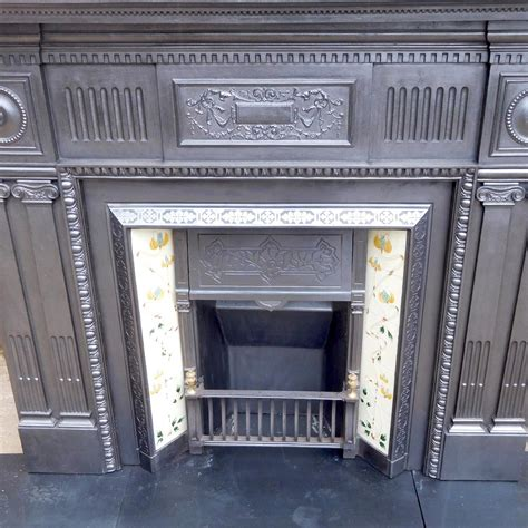 Antique Iron Fireplace by Antique Cast Iron Fireplace Surround Fireplace