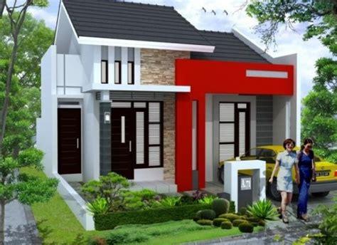 berikut contoh gambar rumah minimalis 2 lantai dan pagar minimalis gambar desain model rumah
