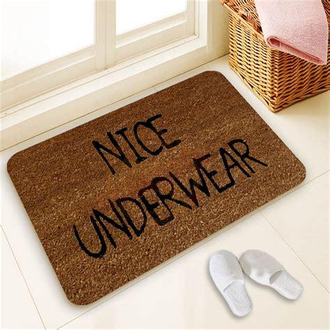 hot sale custom  door mat art design pattern printed carpet floor hall bedroom cool pad