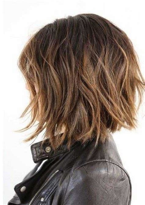 images front and back choppy med lengh hairstyles 25 best ideas about bob hairstyles on pinterest medium