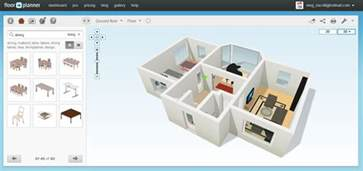 free floor planning free floor plan software floorplanner review