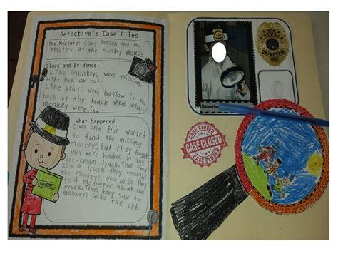 mystery crafts for mystery writing craft teaching teaching