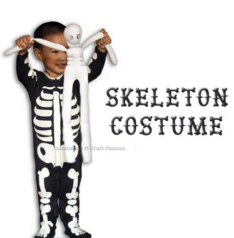 skeleton costume diy costume craft