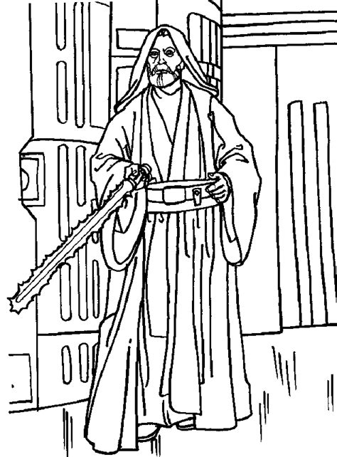 coloring book ep free coloring pages of lego obi wan kenobi