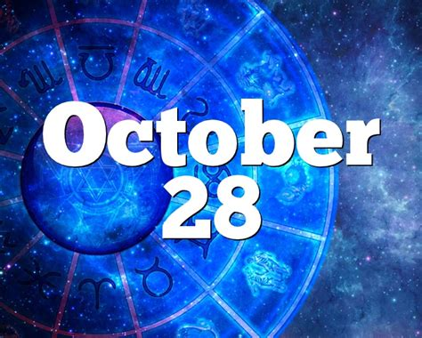 october  birthday horoscope zodiac sign  october