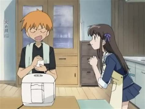 fruits basket valentines day episode fruits basket episode 7