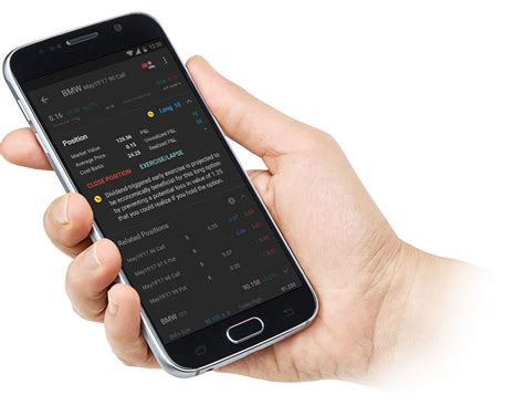 interactive brokers mobile mobile options trading interactive brokers