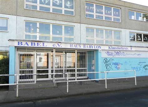 eingangstüren für haus babylon berlin hellersdorf haus f 195 188 r interkulturelle