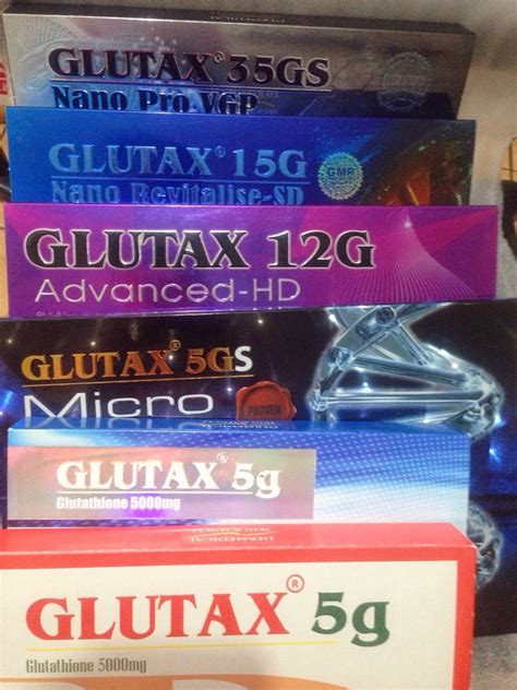 Glutax August tationil glutathione injectable november 2014