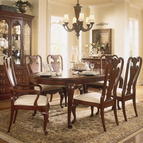 traditional dinning sets traditional formal dining table