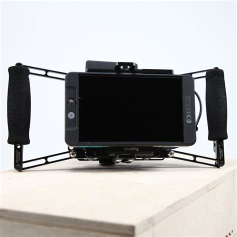 Monitor Wireless 7 small hd 702 wireless monitor cage with teradek bolt 300