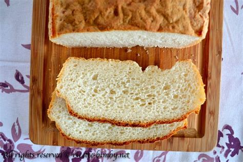pane in cassetta bimby pane in cassetta senza glutine bimby ricette bimby