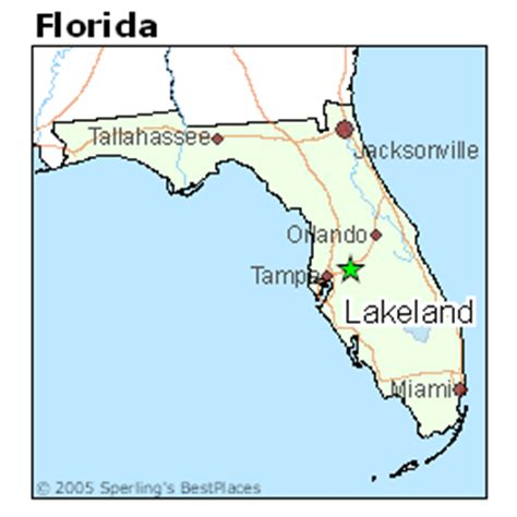 lakeland florida map best places to live in lakeland florida