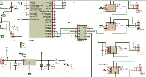 transistor driver relay relay driver circuit using uln2003 and its applications