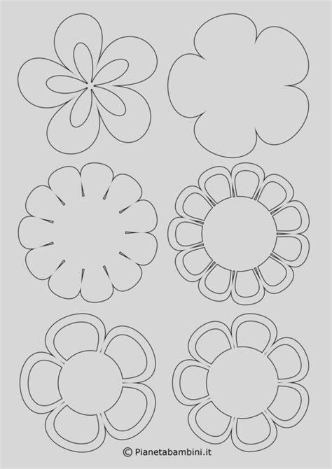 immagini di fiori di co disegni da colorare fiori per bambini fiori da colorare