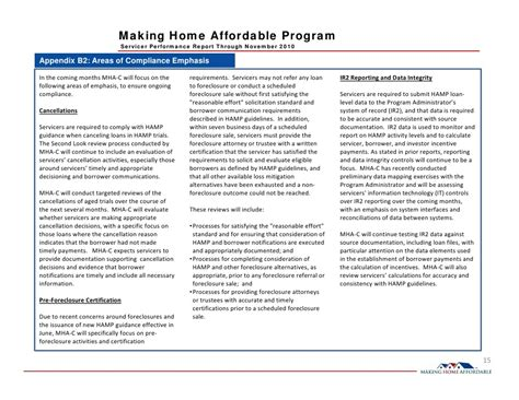making home affordable plan federal making home affordable mha program home review
