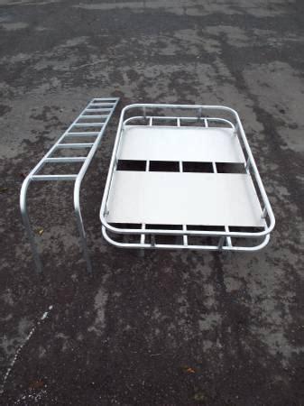 Aluminum Hay Rack by Economy Sized Hayracks Ladders All Aluminum