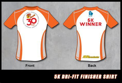 Tshirt Oks andok s pambansang run 2015 sm moa fitness