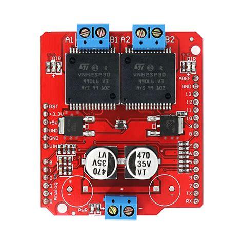Mc33887apvw Chip Driver Motor H Bridge 5a 30a high current dual motor driver shield module