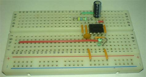 complicated   breadboard build electronic circuits