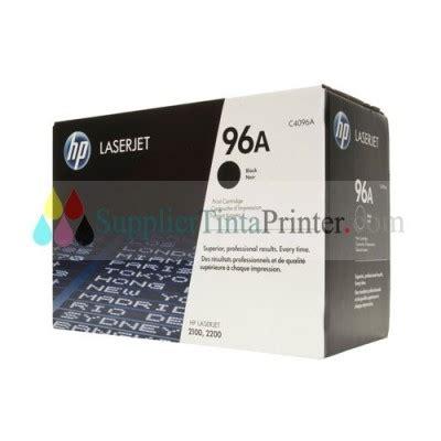 Toner Hp 96a Black Original toner hp black 96a c4096a