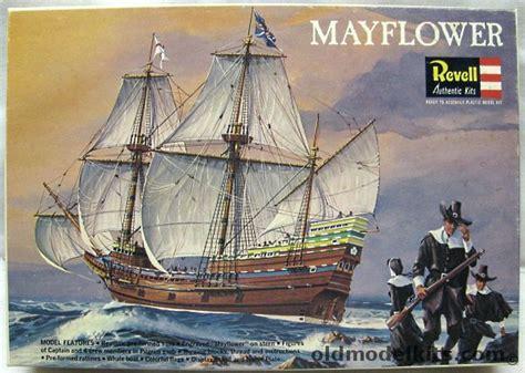 revell the mayflower pilgrims ship from 1620 h327 300