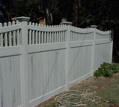 vinyl fencing company picket fence the american fence company