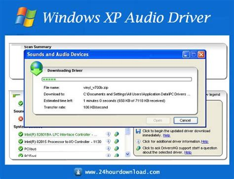 driver xp download microsoft windows xp audio driver 24hourdownload