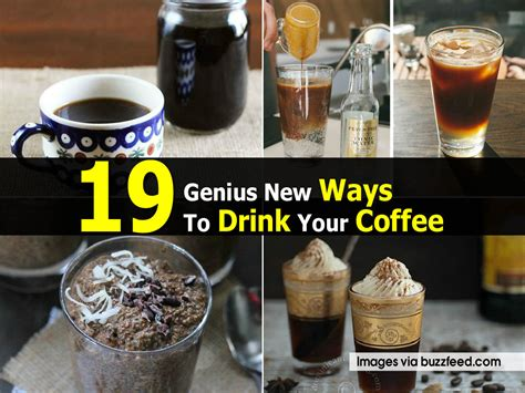 coffee for one how the new way to make your morning brew became a tempest in a coffee pod books 19 genius new ways to drink your coffee