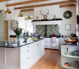 farmhouse fab 19 amazing kitchen decorating ideas real simple