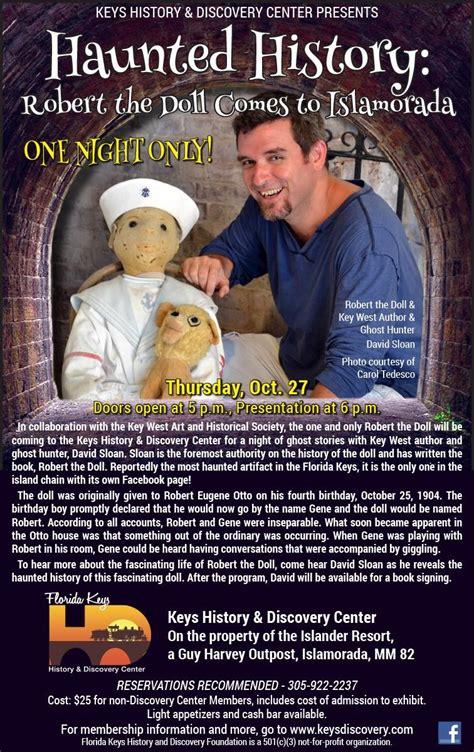 haunted doll museum florida haunted history robert the doll goes to islamorada key