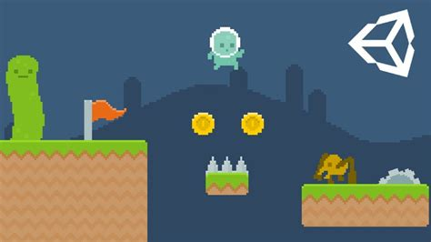 tutorial unity platform game learn to code by making a 2d platformer in unity udemy
