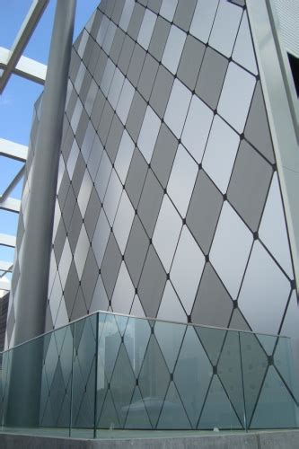 zinc composite systems panels wall cladding