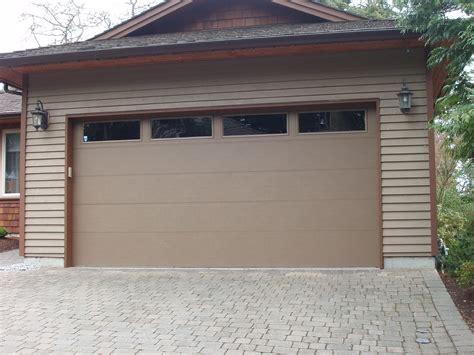 Overhead Garage Door Panels Steel Insulated Garage Doors Wageuzi
