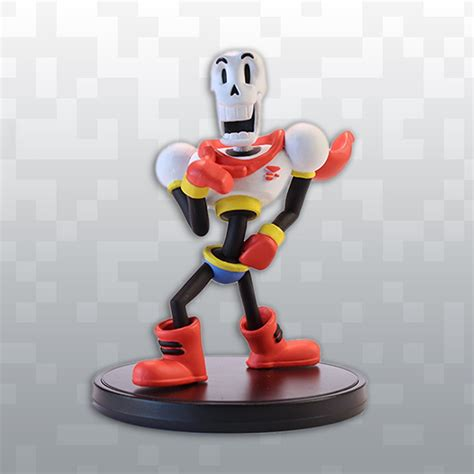 Home Office Design Youtube Fangamer Undertale Papyrus Action Figure