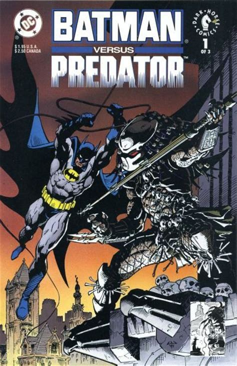 autism vs aliens volume 1 issue 1 books batman versus predator vol 1 dc comics database