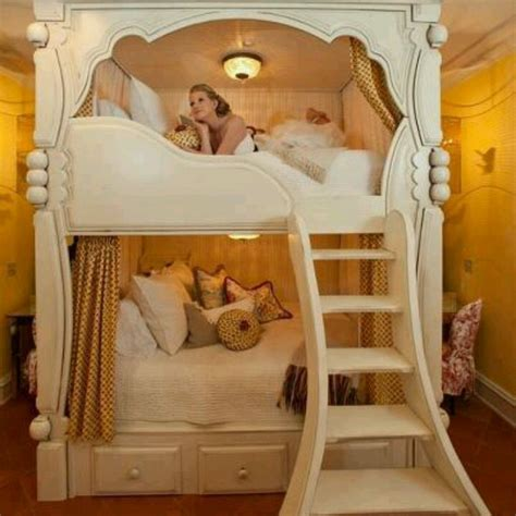fancy bunk beds fancy bunk bed serena and samaia pinterest