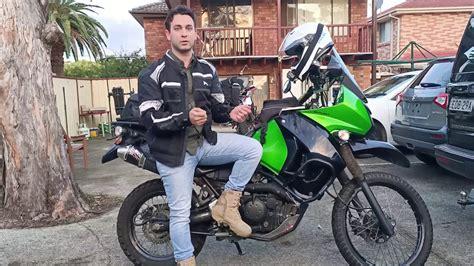 avustralyada motosikletli yasam motosiklet fiyatlari