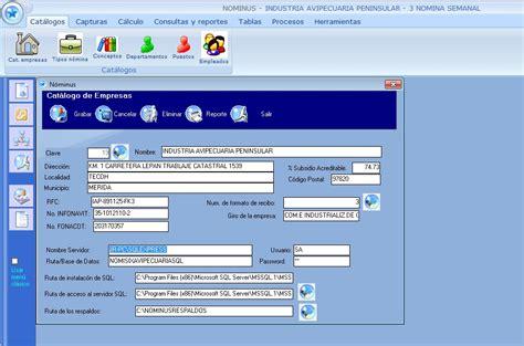 mercado de software de nomina en mexico codigo fuente de sistema de nomina profesional timbra