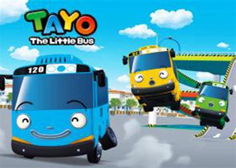 film kartun tayo little bus jual film seri animasi dvd tayo the little bus ep 1 5 di