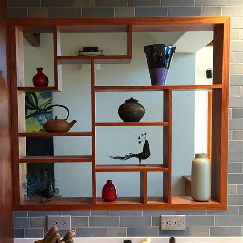 Kitchen Display Shelf by Modern Kitchen Display Shelves For A Berkeley Client