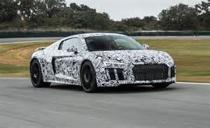 2016 audi r8 prototype poked and prodded review car