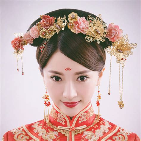 Wedding Hair Accessories China by Traditional Classical Bridal Jewelry Sets