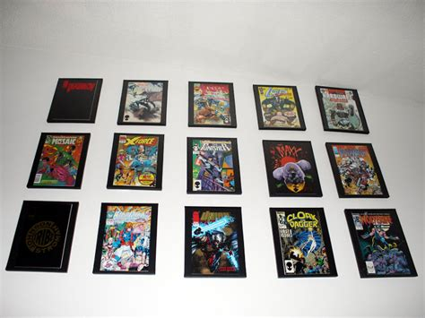 comic book picture frames comic book frame wall x15
