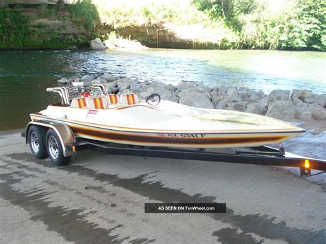 tunnel jet boat 1980 southwind 19ft dragster tunnel hull jet boat