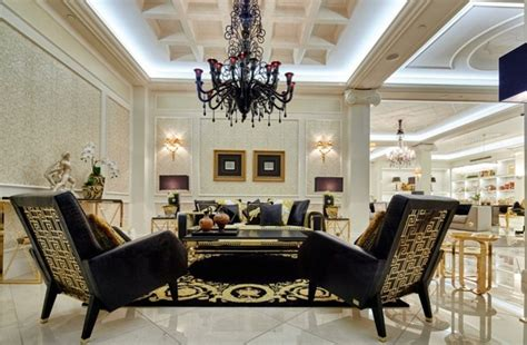 versace home interior design exclusive home collections by fashion brands