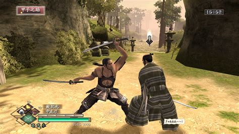 the way of the way of the samurai 3 coming to steam on march 23 just push start